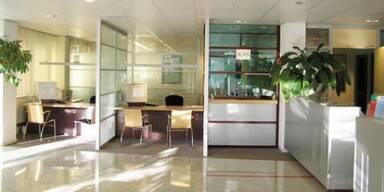 Ozon lauert auch im Büro