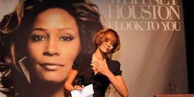 Whitney Houston kommt in die Wiener Stadthalle