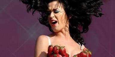 Katy Perry küsst Ischgl wach