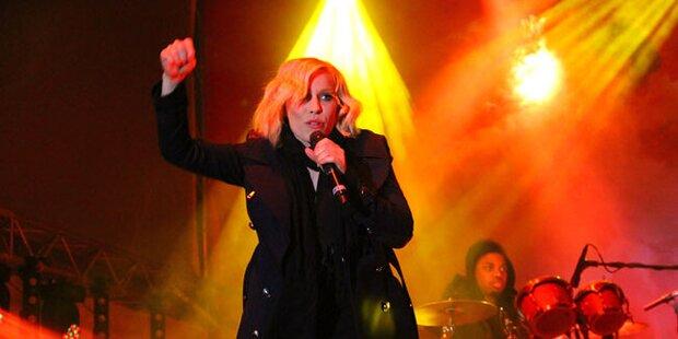 Pop-Diva Bedingfield rockte ganz Wien