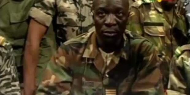 Meuternde Soldaten stürzen Regierung in Mali