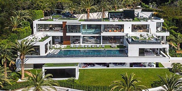 Teuerstes Haus der USA für 250 Mio. $ zu kaufen