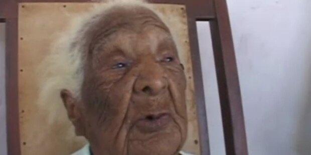 127 Jahre: Die älteste Frau Kubas