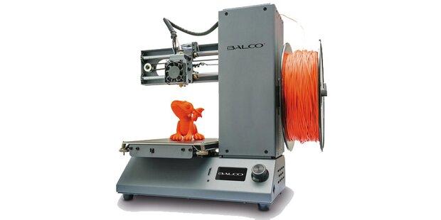 Hofer verkauft erstmals einen 3D-Drucker
