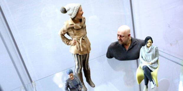 Startup entwickelt detailgenaue 3D-Fotoskulpturen
