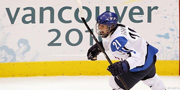 Finnland gewann Bronze im Frauen-Eishockey
