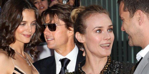 TomKat: Wett-Turteln bei Movie Awards