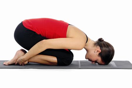 3 Besser schlafen mit Yoga-Übungen