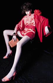 3 Fashion-Statement: Rot!