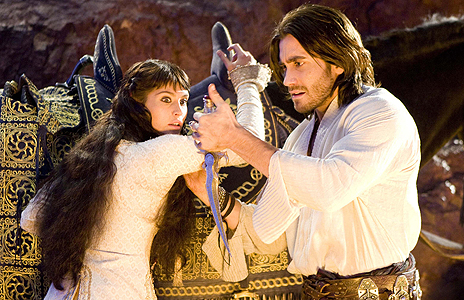 3 Gemma Arterton Jake Gyllenhaal 'Prince of Persia'
