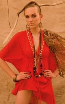 3 Hippie Ethno Style Mode