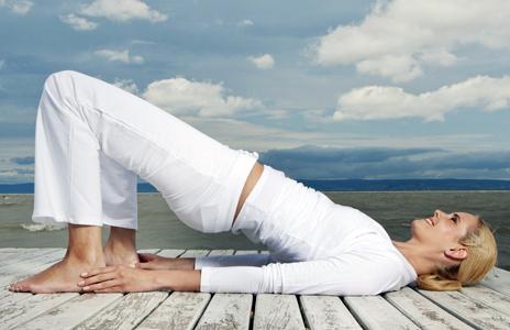 3 In Balance mit Anti-Aging-Yoga