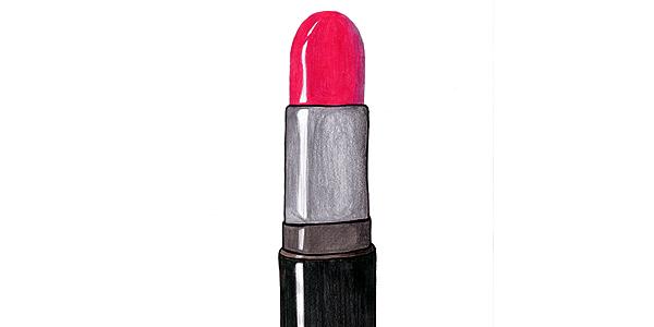 3 Lippenstift-Psychologie