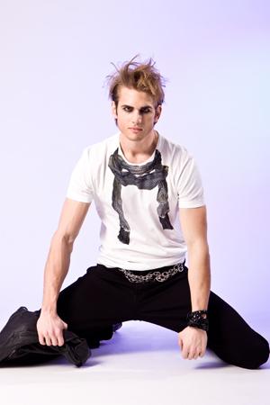 3 MADONNA Models in rockiger Mode von Philipp Plein