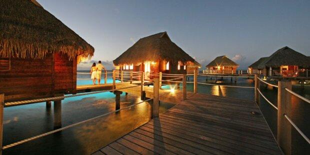 Traumhafte Hotels für die Flitterwochen