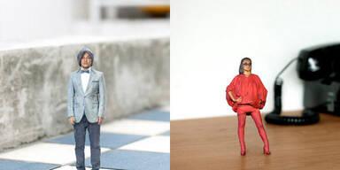 """""""Fotokabine"""" fertigt persönliche 3D-Figur an"""