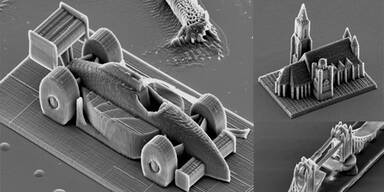 Wiener bauen schnellsten 3D-Drucker