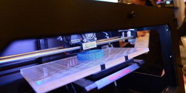 Hohe Anlaufkosten bremsen 3D-Druck