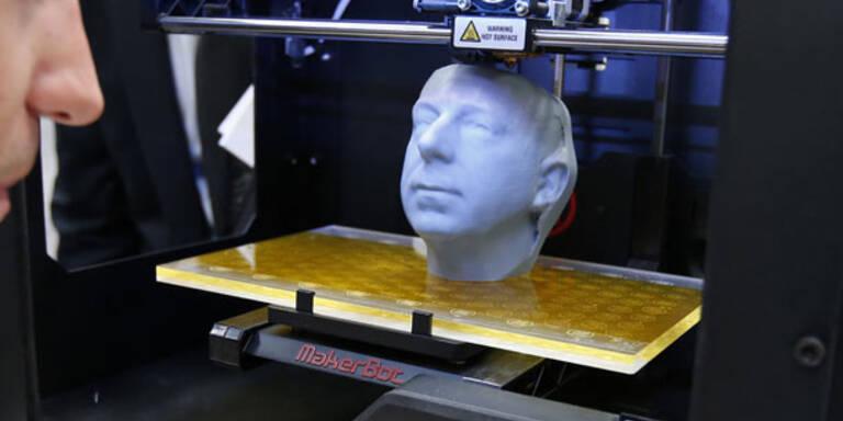3D-Drucker werden immer günstiger
