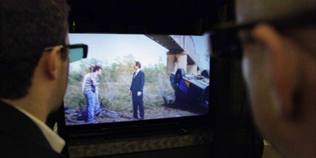 3D-Filme werden bald zum Standard