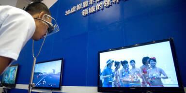 Endlich! Standard für 3D-TV-Brillen kommt