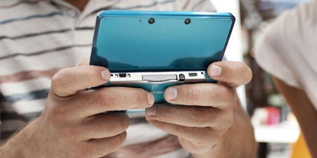 170 Euro: Preissturz beim Nintendo 3DS