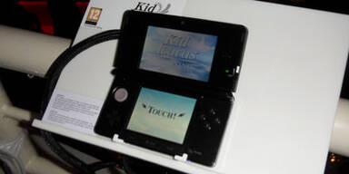 Nintendos neuer Handheld 3DS im Test