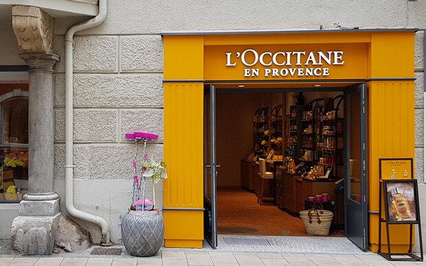 20 Jahre L'Occitane en Provence in Österreich