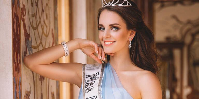 Inga Malik vertritt Österreich bei der Mrs.Universe-Wahl