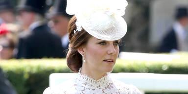 Herzogin Kate - Royal Ascot 2017