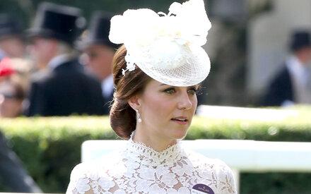 Herzogin Kate: Bezaubernd in Ascot