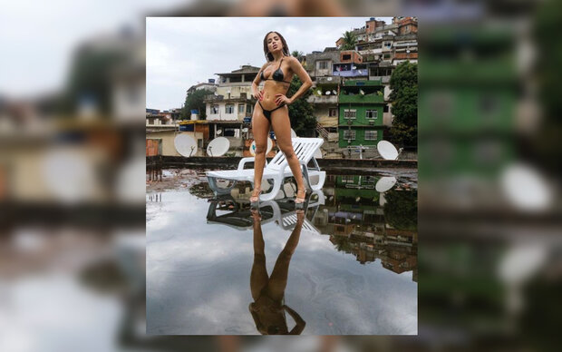 Cellulite-Hit: Anitta bewegt Brasilien