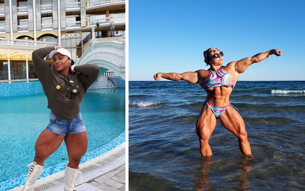 Ist sie die stärkste Frau der Welt?