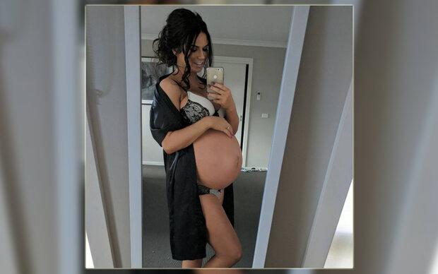 Mit 23 setzte die Menopause ein, jetzt ist sie schwanger