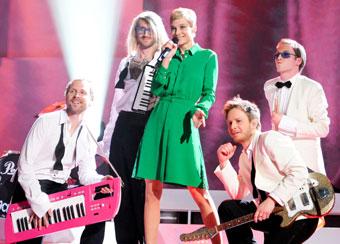Österreich rockt den Songcontest