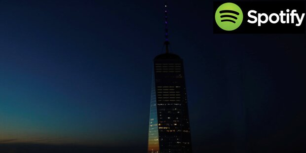 Spotify zieht ins neue World Trade Center