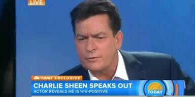 Charlie Sheen bestätigt seine HIV-Erkrankung