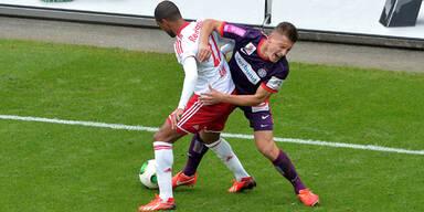 Mattersburg steigt ab - Sturm im Europacup