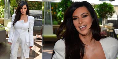 Kim Kardashian: designt sie jetzt Baby-Mode?
