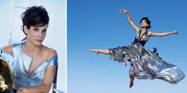 Sandra Bullock: spacig & unglaublich schön