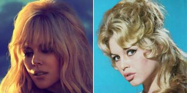 Kidman versucht verzweifelt Brigitte Bardot zu sein