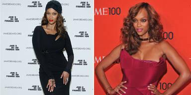 Tyra Banks kann 'Plus Size' nicht leiden