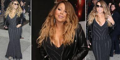 Mariah Carey als Presswurst