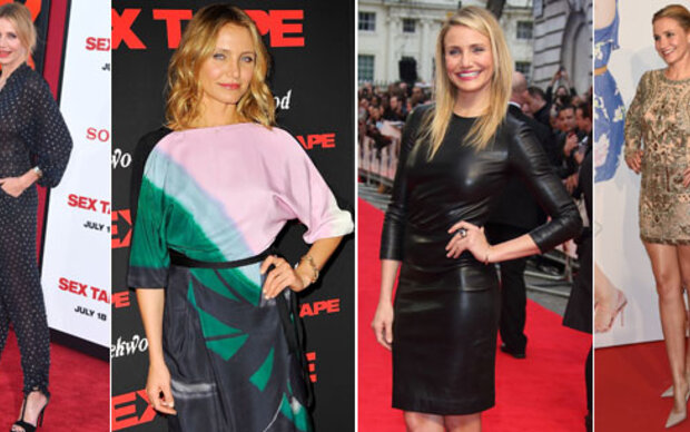 Cameron Diaz: Wo sind ihre sexy Outfits hin?
