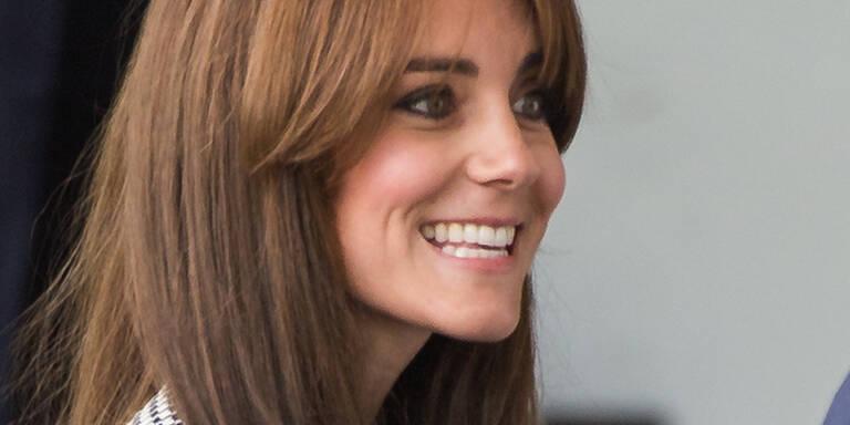 Kates neue Frisur: Top oder Flop?