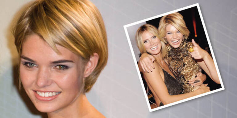 Luisa: Heidis  next Flop- Model