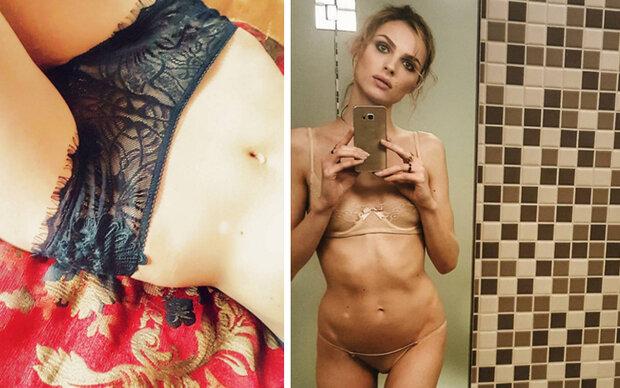 Transgender-Model postet sexy Selfies
