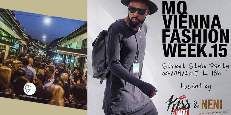 MQ VIENNA FASHION WEEK Pre-Party