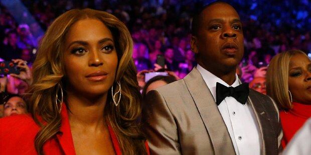 Beyoncé singt über Ehekrise