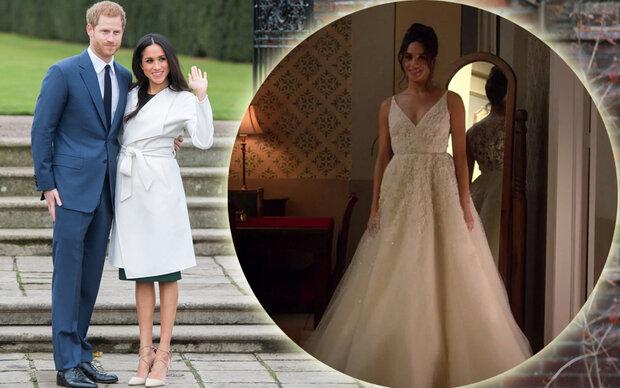 So könnte Meghans Kleid aussehen